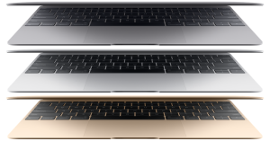 Colores MacBook 2015